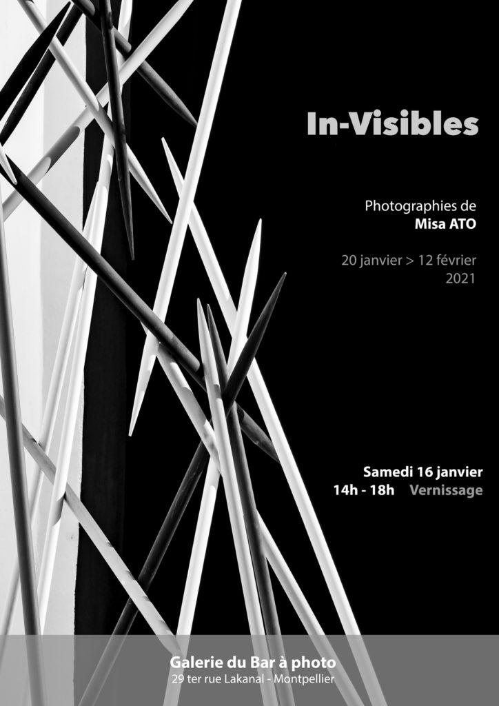 Affiche expo Bar à Photo 2021 Montpellier